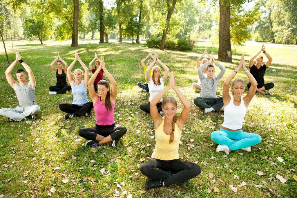 Yoga hold træning - Niveau 1