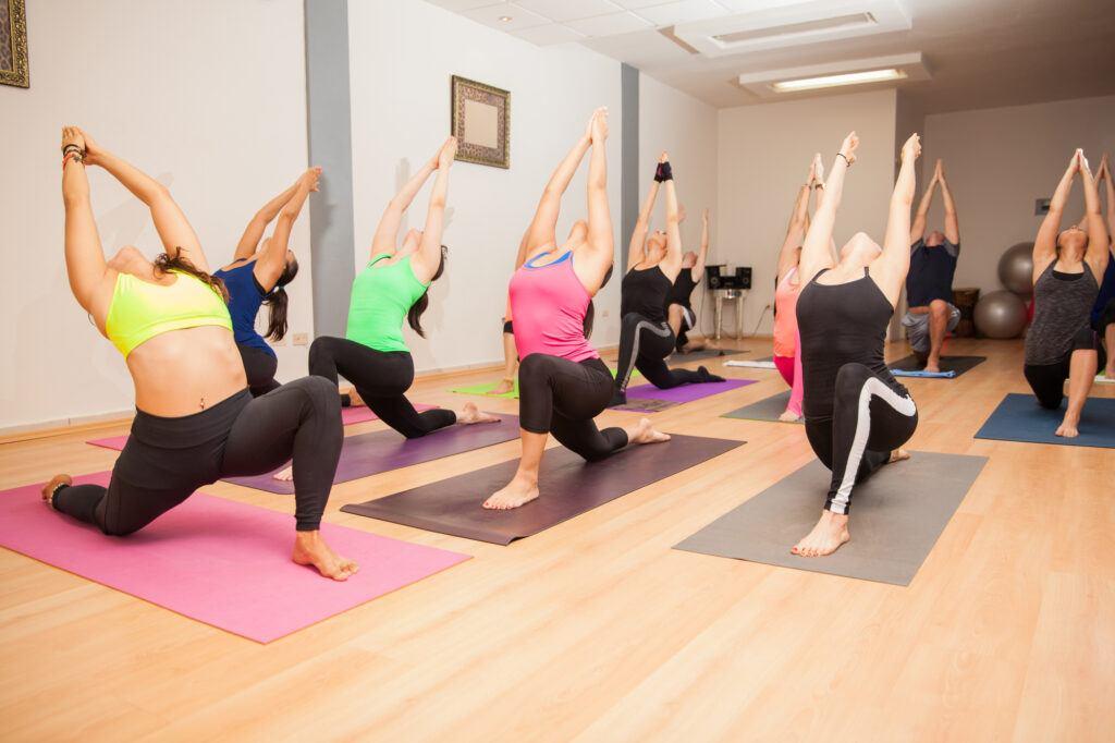Yoga hold træning - Niveau 2